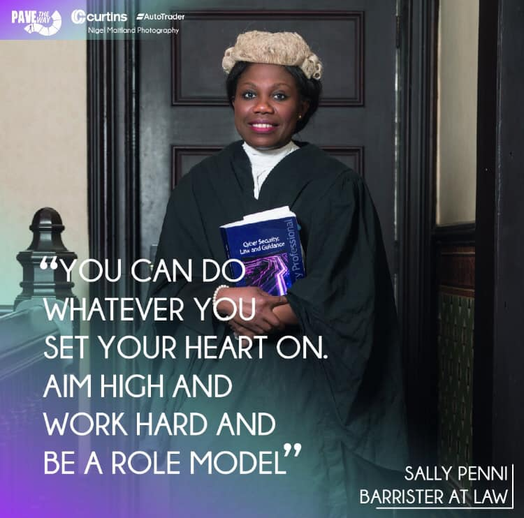 Sally Penni Barrister at law